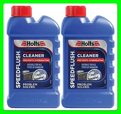 * Pack of 2 * Speedflush Radiator Flush and Coolant System Cleaner [RK1R] 250 ml