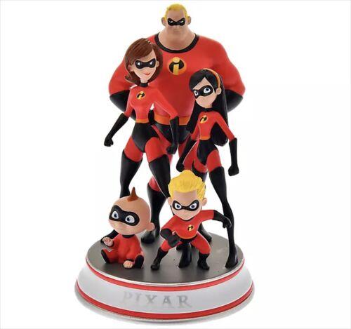 Disney Store Japan The Incredibles Family Figure Pixar Better Together Bob Helen