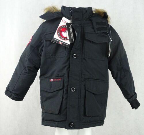 Canada Weather Gear Boys Full-Zip Winter Coat