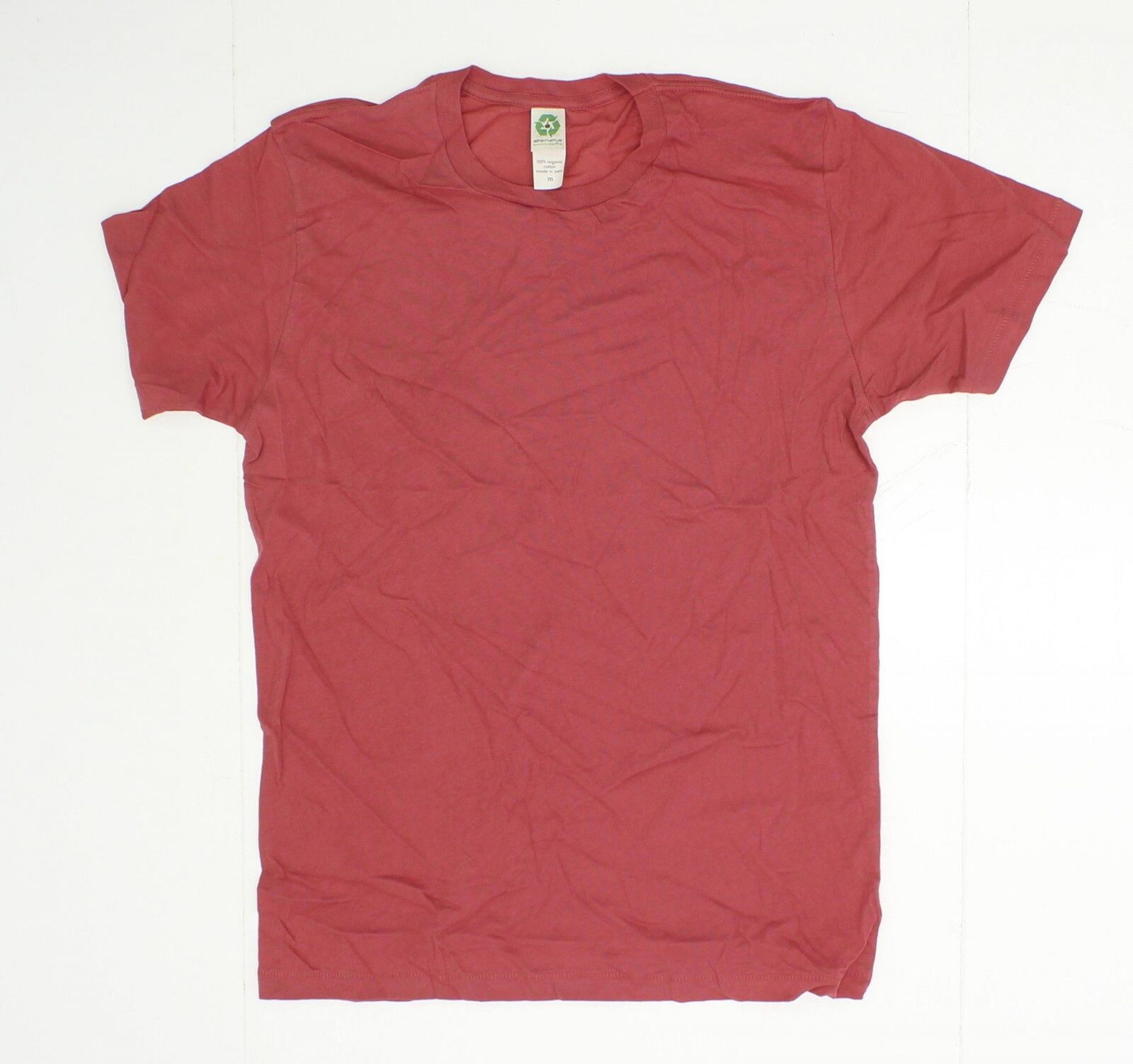 new B/_Envied Ladies Junior Fit Cropped Scoop Neck T-Shirt