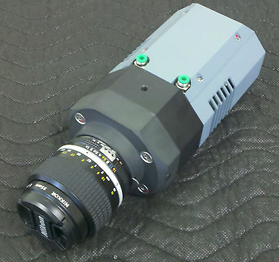 Andor Ccd Camera -tested - 19999 Obo