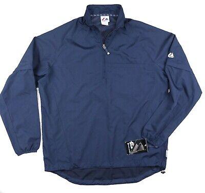 New Majestic Cool Base Convertible Gamer Jacket Men's Sizes S, M, L, XL  -