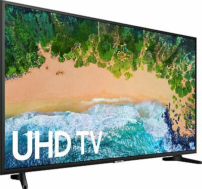 Samsung UN65NU6950 65 Inch 4K Ultlra HD Smart LED TV