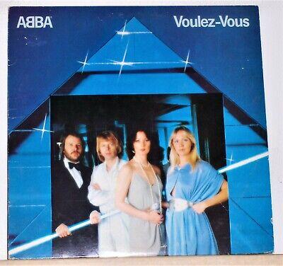 ABBA - Voulez-Vous - Original 1979 Vinyl LP Record Album