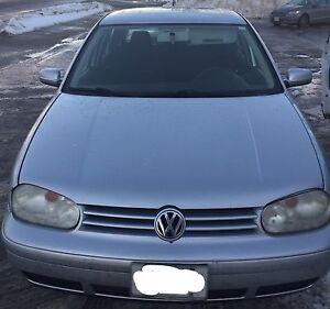 2005 Volkswagen Golf GLS Hatchback