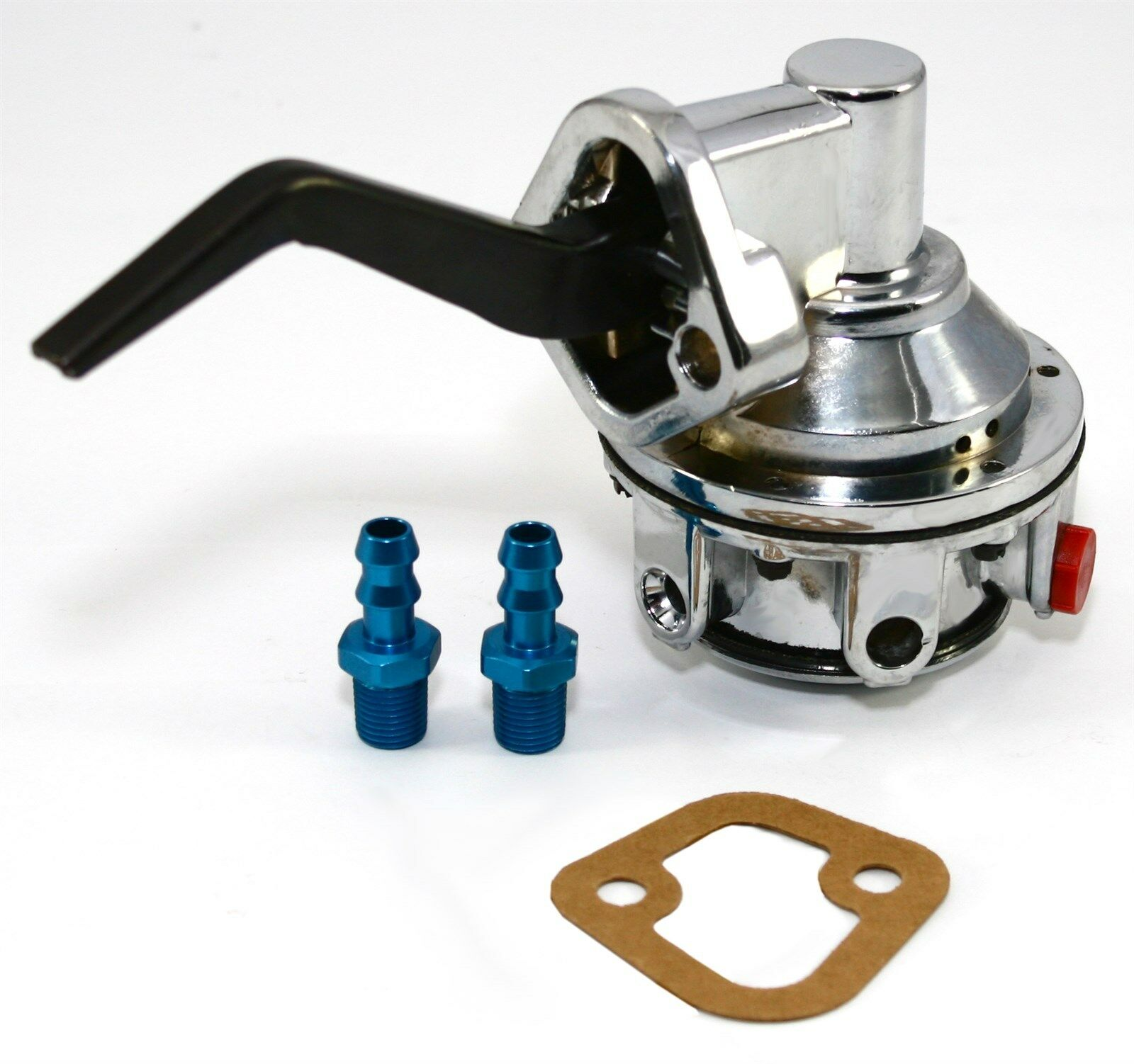 For Ford 289 302 351w Chrome High Volume Mechanical Fuel Pump