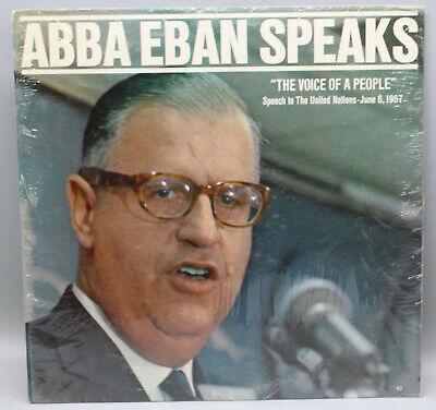 Abba Eban Speaks - Speech to the United Nations June 6 1967