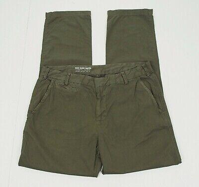 Save Khaki United SKU Olive Green Khaki Chino Pants Mens 36 x 32
