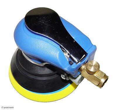 "RANDOM ORBIT AIR SANDER, 5"" – pneumatic automotive sanding tool tools auto body"