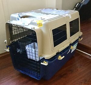 AIRLINE APPROVED PET TRANSPORT CARRIER CRATE Prospect Prospect Area Preview