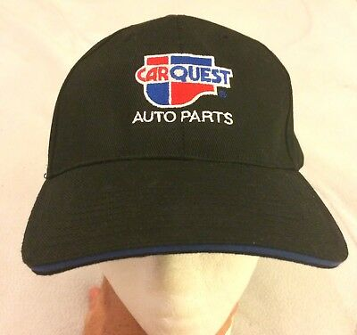 Carquest Auto Parts Navy Blue Cap Hat  Youll Find It At Carquest  Strapback Euc
