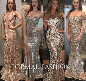 Formal Evening Gown Mermaid Bridesmaid Cocktail Prom Ball Dress