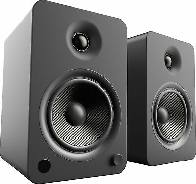 Kanto YU6 Powered Speakers with Bluetooth and Phono Preamp -