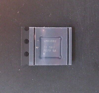 Lmx2582 20mhz To 5.5ghz Wideband Pllatinum Rf Synthesizer Pll W Integrated Vco