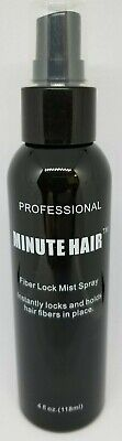 Minute Hair Fiber Lock Hair Spray for use with Hair Building Fibers Fiber Hold for sale  Shipping to India