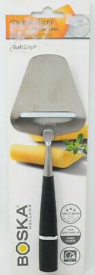 Boska Holland Cheese Slicer with Soft Grip Handle - Amsterdam Collection Soft Cheese Slicer