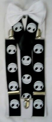 Jack Skellington Skeleton Heads 1 1/2