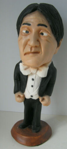 Esco Statue SHEMP of the Stooge Chalkware Figure Figurine Tuscany Like 1980 RARE