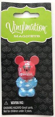 Neu * Disney Vinylmation Magnet Park #1 3D - Mickey Mouse Ballon Kopf