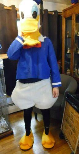 Disney Donald duck  costume cosplay adult medium