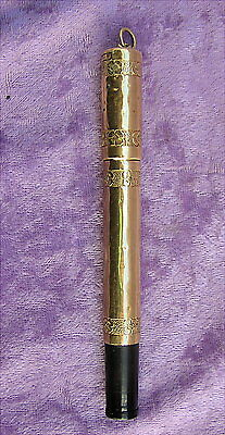 Rarer alter Sicherheitsfüller Waterman 42 Safety Pen 18kt gold rolled
