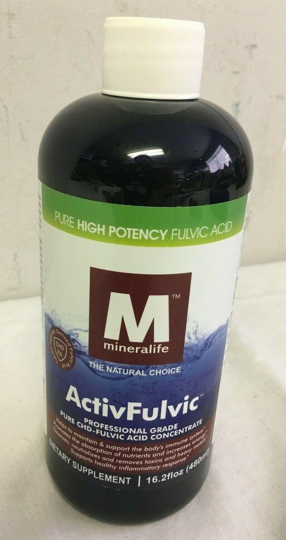 Mineralife Activ Fulvic 16.02 oz.