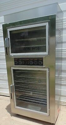 Nu-vu Sub-123 Ovenproofer Electric Oven 3 Phase