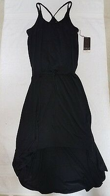 Calia By Carrie Underwood Strappy Dress Caviar Size Medium   New No Tags