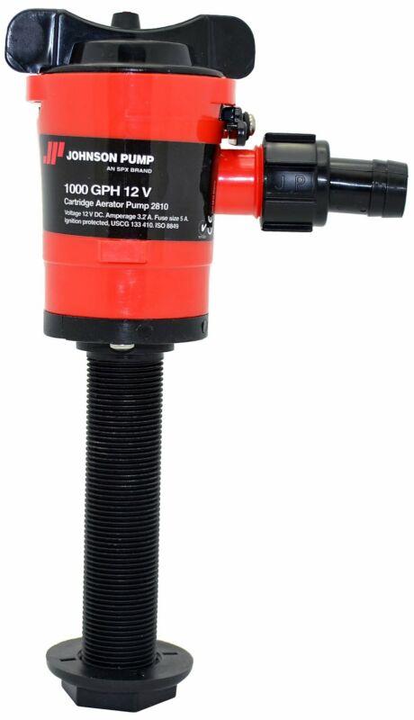 Johnson Pumps 1000 GPH Straight Cartridge Aerator with Dura Ports