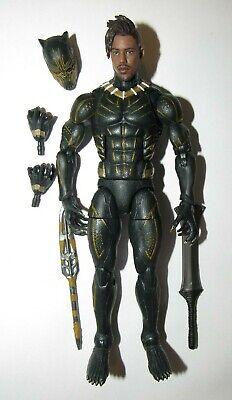 "Marvel Legends 6"" scale figure Erik Killmonger 2 pack no Ross complete excellent"