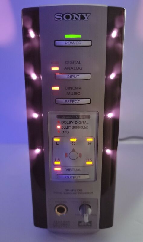 Sony DP-IF5100 Digital Surround Processor. Base Unit Only.