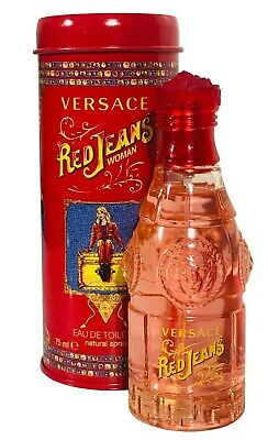 Versace Red Jeans 75ml EDT Women Perfume