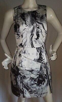 NWT L Large Marble Print Keepsake The Label The Pioneer Dress