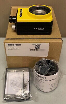 New Cognex Is7402-01 Insight Vision Camera 825-0523-1r 830-0020-1r Guaranteed