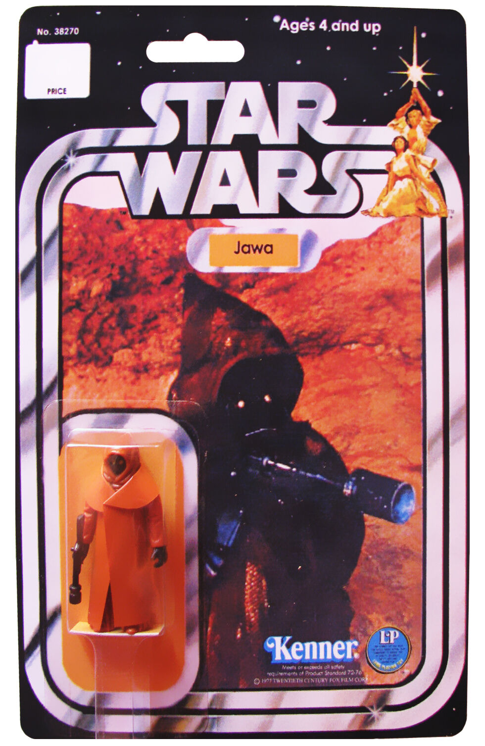 Star Wars Vintage Toys : Top rarest star wars figures ebay