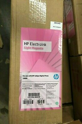 Hp Indigo Ink Light Magenta Electroink For Hp Indigo Digital Press 10000 Size 4l