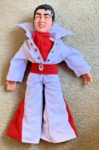 Vintage Elvis Presley Collectible Doll - It