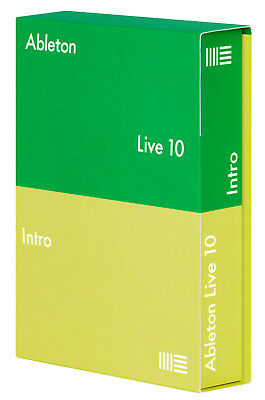 ABLETON Live Intro 10 ESD Audio-Sequencer