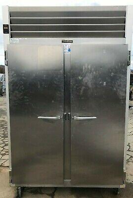 Traulsen G20010 Solid Door Reach-in Refrigerator
