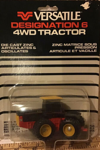 Versatile 876 Tractor Four Wheel Drive 1/64 Scale NIB 4 Available