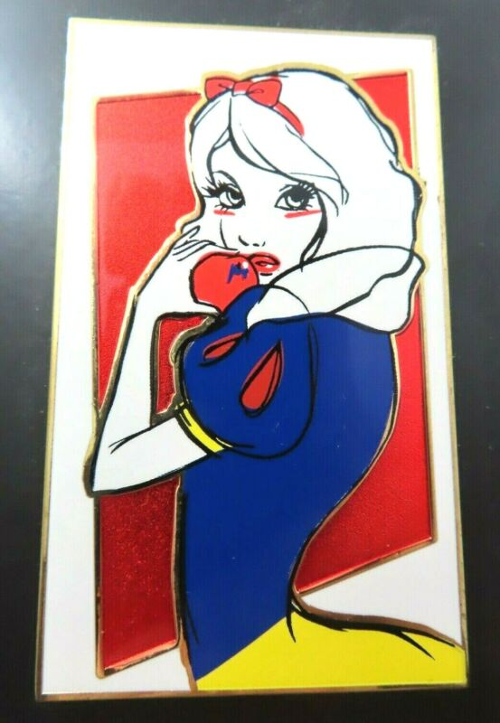 Disney Pin ACME HotArt Pop Princess Snow White LE 300 #130690