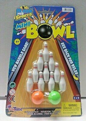 Mini Tabletop Bowling Set-Party Favor-Kids