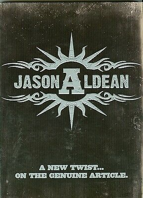Jason Aldean Cma Voter Request Pr0m0tional Cd And Dvd Shes Country