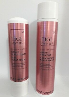 Care Repair - Tigi Copyright Custom Care repair shampoo and conditioner  10 and 8.5 oz