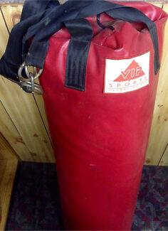 VIP Sports Punch bag.  4 foot (1.2 meters) high. 20kg