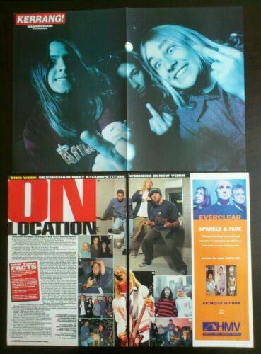 Silverchair Daniel Johns magazine poster clippings
