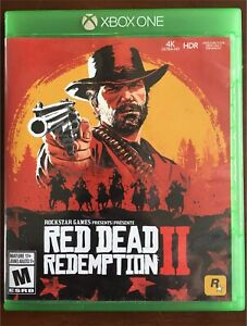 Red dead redemption 2 - Xbox one - 40$