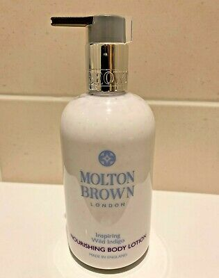 Molton Brown Body Lotion Inspiring Wild Indigo 300ml Easter Gift