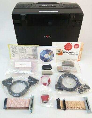 Ancot Ultra320 SCSI-U320 Analyzer - Ultra 320 / U320 - Carrying Case, Portable