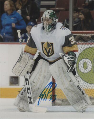 Las Vegas Golden Knights Jiri Patera Signed Autographed 8x10 WHL Photo COA #4